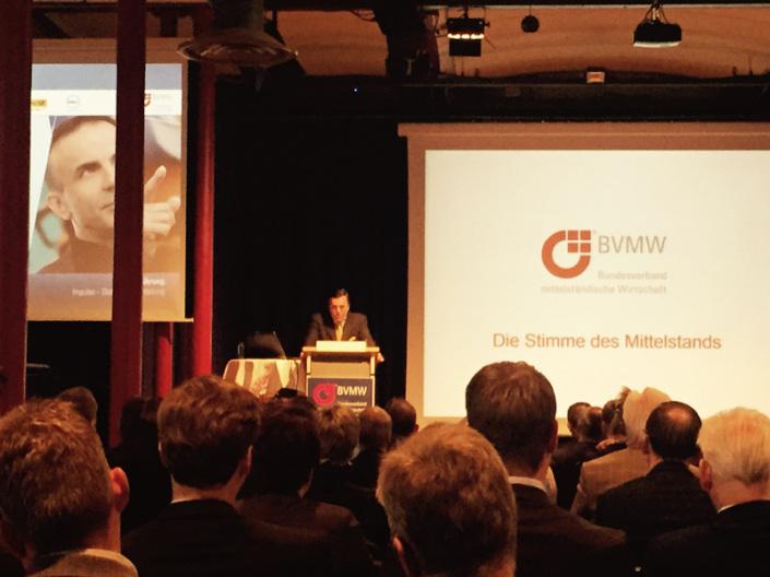 Mario Ohoven - Veranstaltung: FORUM FÜHRUNG